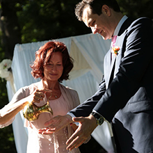 Laic, humanist wedding ceremonies in France