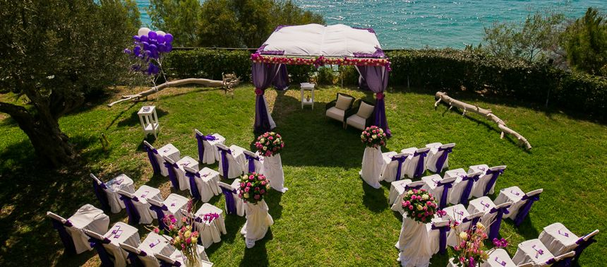 a rhodes en grce mariage laque symbolique par agathia clbrante - Mariage Laic